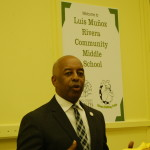 Trenton Mayor Eric Jackson