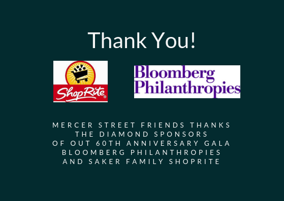 ShopRite and Bloomberg Philanthropies Top Sponsors of MSF's Diamond Anniversary Gala
